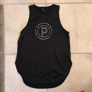 Pure Barre Black top size L
